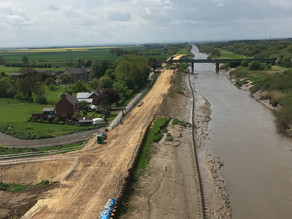 JBA Bentley supports EA to hit target of improving flood protection to 300,000 homes
