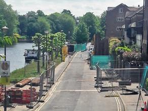 JBA Bentley supporting major flood scheme in York