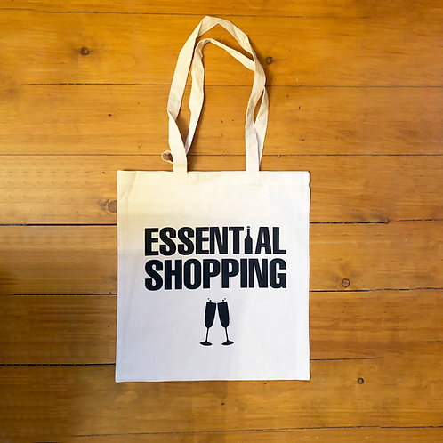 Essential Shopping Cotton Tote