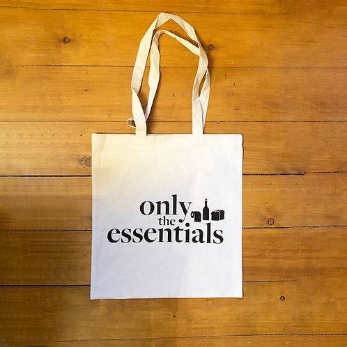 Only The Essentials Cotton Tote