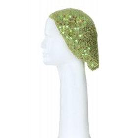 Green Sequin Snood