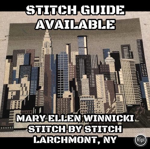 Julia's Skyline Stitch Guide