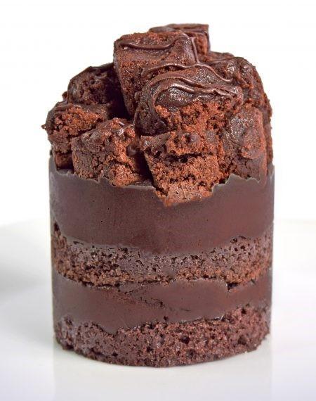 Chocolate Panache Cake