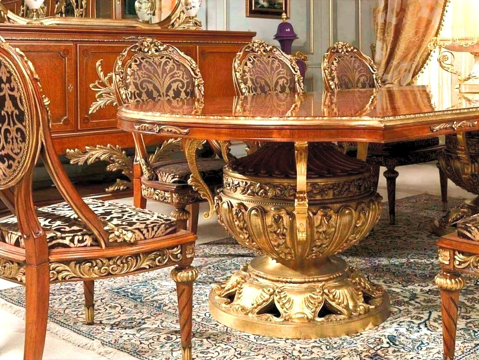 vintage-wood-carving-dining-table