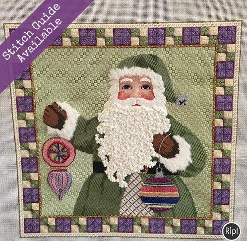 Sandra Gilmore Santa Stitch Guide