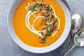Butternut Squash Soup (seasonal)