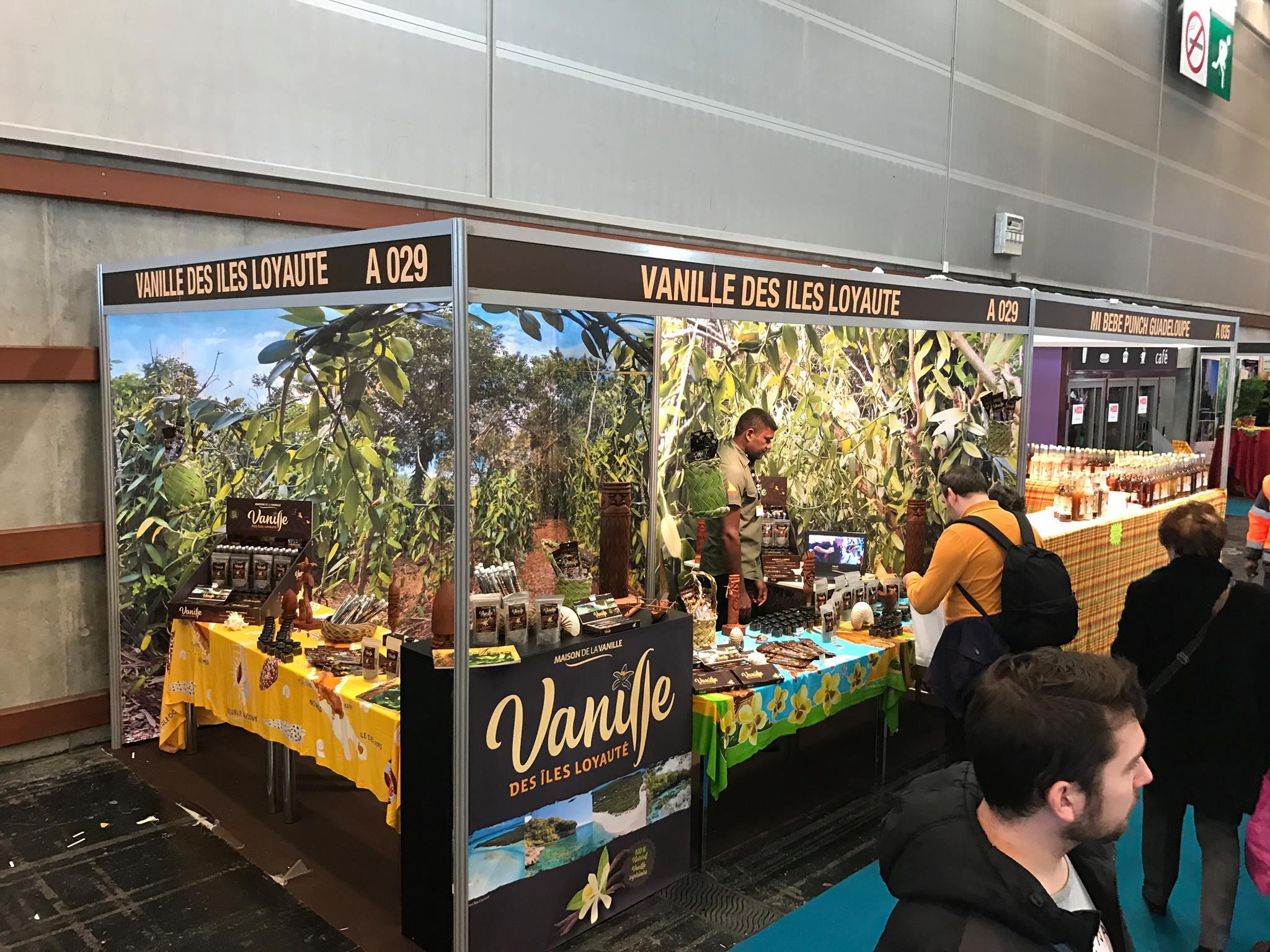 Stand salon de l'agriculture 2017