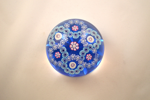 Whitefriars Millefiori Paperweight on LB