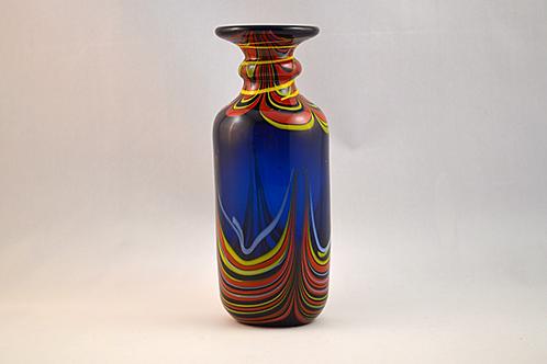 Rare Experimental Whitefriars Design Trial Vase