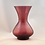 Thumbnail: Whitefriars Experimental Design Trial Soda Range Vase in Amethyst
