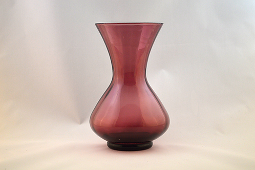 Whitefriars Experimental Design Trial Soda Range Vase in Amethyst