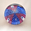 """Thumbnail: Whitefriars Design Trial """"P6"""" Triangular Setting Paperweight"""