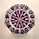 Thumbnail: Whitefriars Pre-production P41 Candy Twist Paperweight with Ball Cuts
