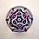 Thumbnail: Whitefriars Pre-production Trial Jubilee Garland Paperweight