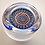 Thumbnail: Whitefriars Design Trial 1980 Concentric Paperweight