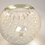 Thumbnail: Whitefriars Bubble Paperweight in Flint