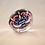 Thumbnail: Whitefriars Jubilee Paperweight on DB