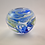 Thumbnail: Whitefriars Swirly Controlled Bubbles Paperweight