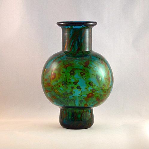 Rare Experimental Whitefriars Design Trial Studio Vase