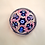 """Thumbnail: Whitefriars Pre-production 2.5"""" Trial Garland Coronation Paperweight"""
