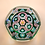 Thumbnail: Lovely Whitefriars Design Trial Garland Paperweight on Light Green