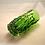 "Thumbnail: Whitefriars 6"" Bark Vase in Meadow Green"