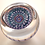 """Thumbnail: Unusual Whitefriars Design Trial Central """"Love Heart"""" Paperweight"""