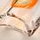 Thumbnail: Rare Experimental Whitefriars Design Trial Cartouche Vase