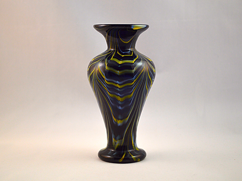 Rare Experimental Whitefriars Design Trial Vase