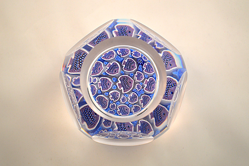 "Epic Whitefriars Experimental Design ""Shoal of Fish"" Paperweight"