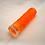 Thumbnail: Whitefriars Finger Bark Vase in Tangerine
