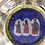 Thumbnail: Limited Edition no.1 Whitefriars Xmas 3 Wise Men Paperweight