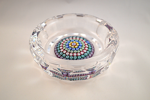 Whitefriars Design Trial Millefiori Pin Dish
