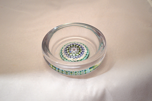Whitefriars Millefiori Executive Pin Dish