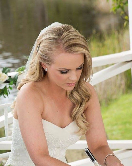 Melbourne Bridal Hair Makeup mobile artist special occasion bride wedding special occasion airbrush hairstylist