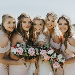 Melbourne Bridal Hair and Makep