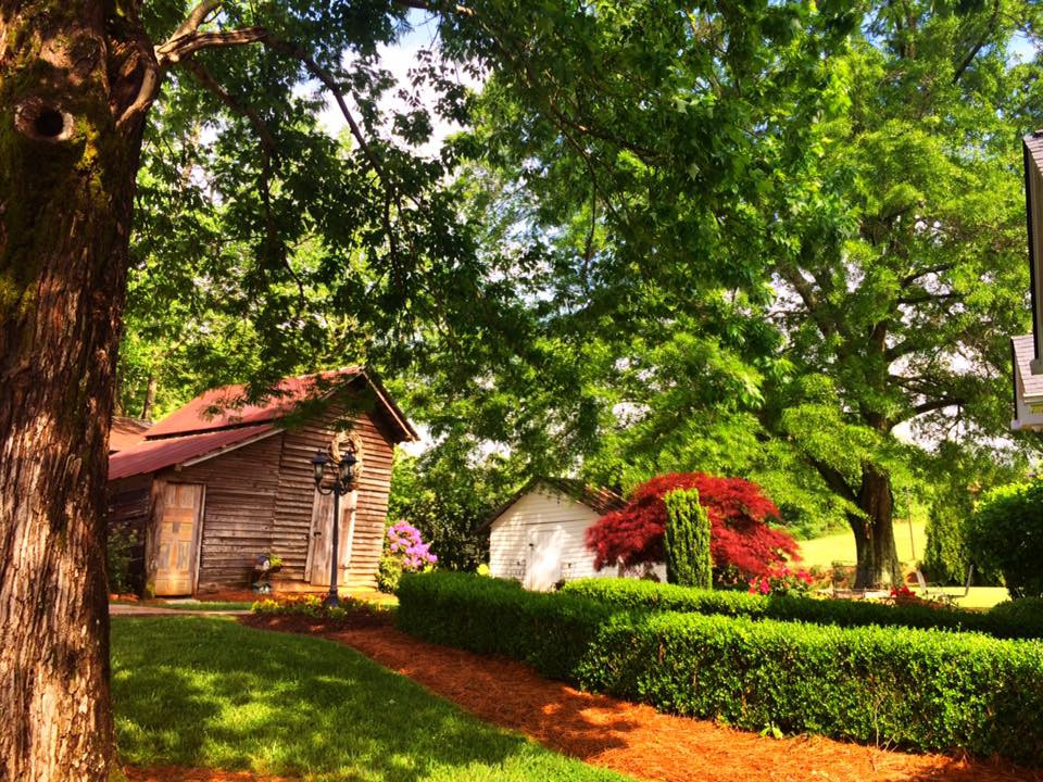 Waters Mill's Grooms Cabin