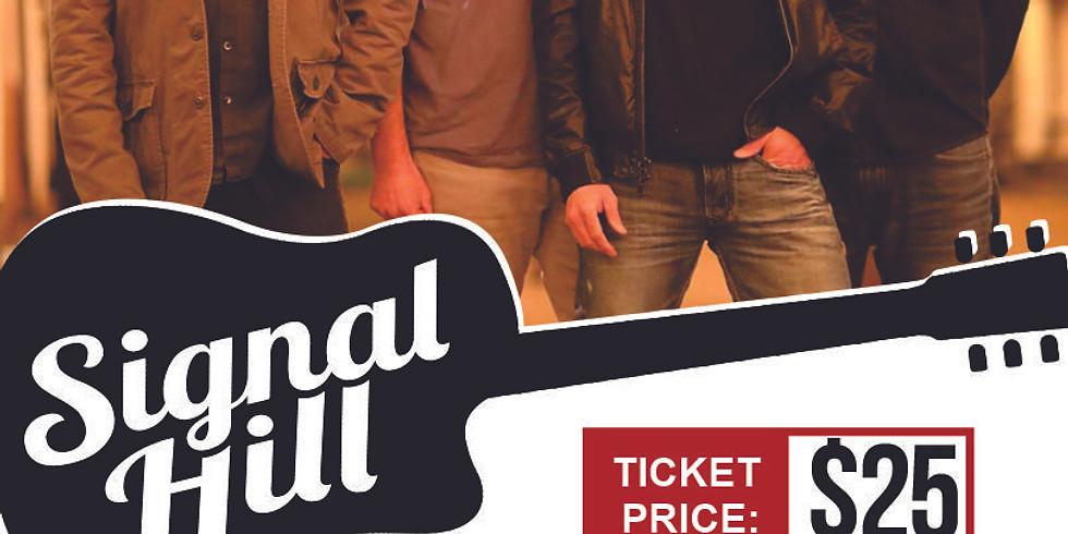 Signal Hill Live at The Cedars