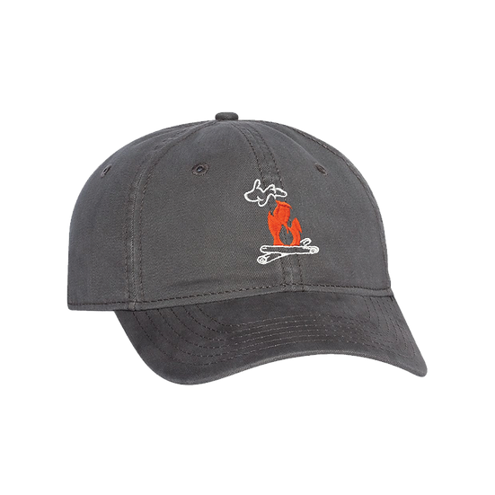 Michigan Campfire - Unisex Unstructured Hat
