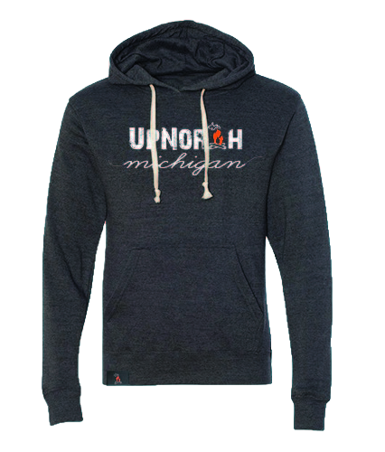 UpNorth Michigan - Unisex Fleece Hoodie
