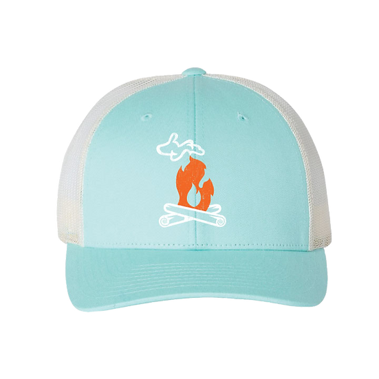 Michigan Campfire Summer Hat - Unisex