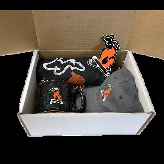 SALE - Michigan Campfire Gift Box
