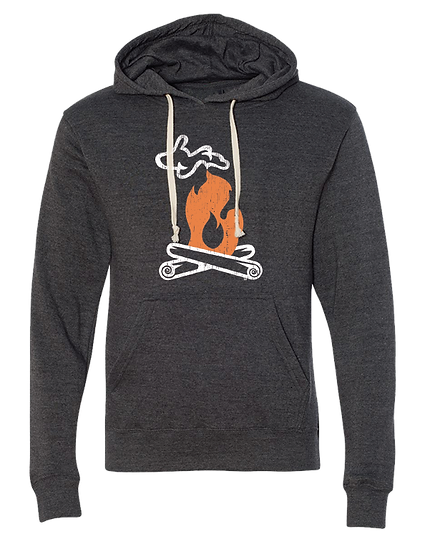 Michigan Campfire - Unisex Fleece Hoodie