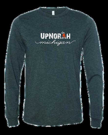UpNorth Michigan - Unisex Triblend Long Sleeve