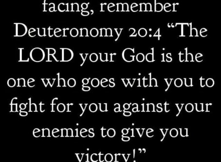 Here is a word  from God that will make your day.