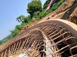 Construction of 1000cu.m Glass Fused Ground Reservoir (20%) (3)