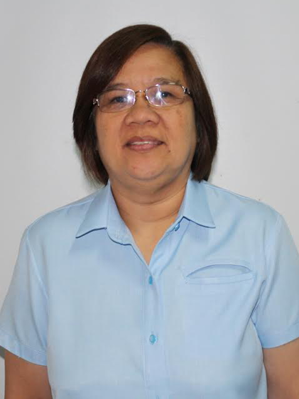 Ms. Rosalie N. Legaspi