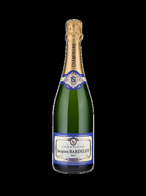 Jacques Bardelot, Brut Champagne. France