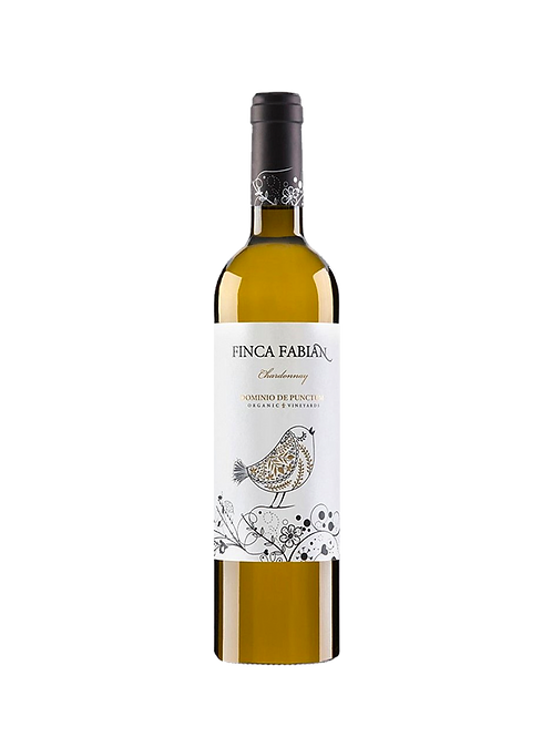 Chardonnay Organic, Finca Fabian. Spain