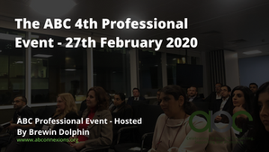 ABC 4th Professional Event – 27th February